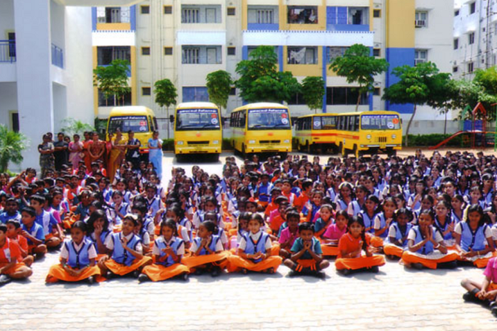 Dhanalakshmi Srinivasan Matric Higher Secondary School-Transport