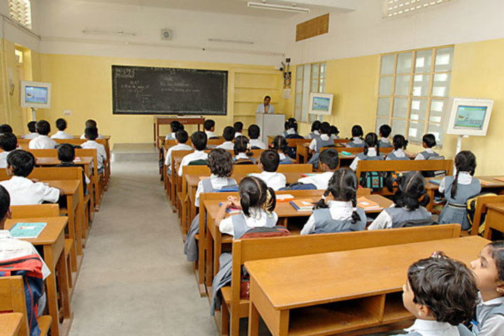 Jessie Matriculation Higher Secondary School-Classroom