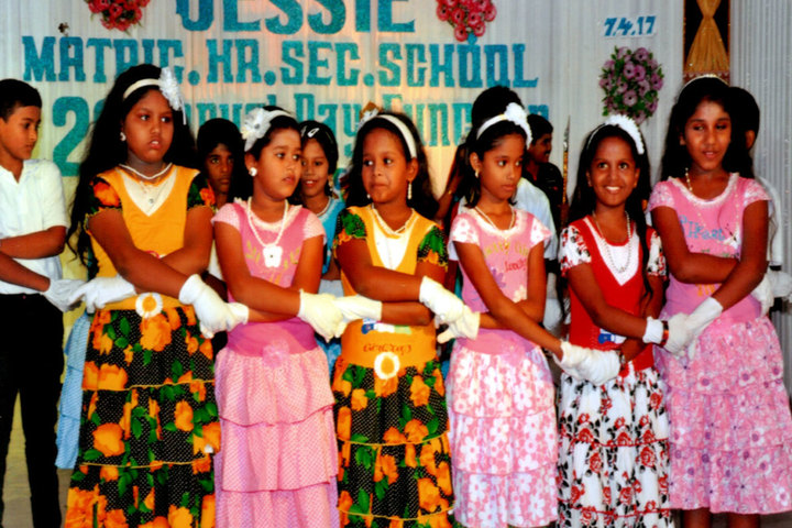 Jessie Matriculation Higher Secondary School-Dance