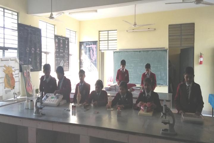 Jawahar Navodaya Vidyalaya-Lab View