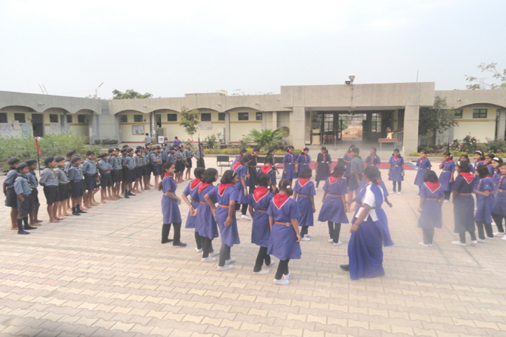 Jawahar Navodaya Vidyalaya-Scouts Guides