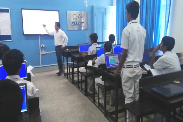 Jawahar Navodaya Vidyalaya-Smart Classroom
