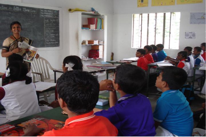 Periyar Centenary Memorial Matriculation Higher Secondary School-Classroom