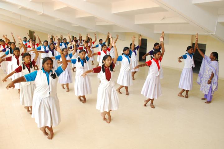 Periyar Centenary Memorial Matriculation Higher Secondary School-Dance