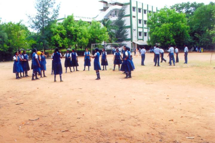 Periyar Centenary Memorial Matriculation Higher Secondary School-Play Ground