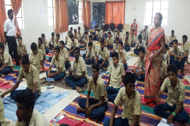 Periyar Centenary Memorial Matriculation Higher Secondary School-Workshop