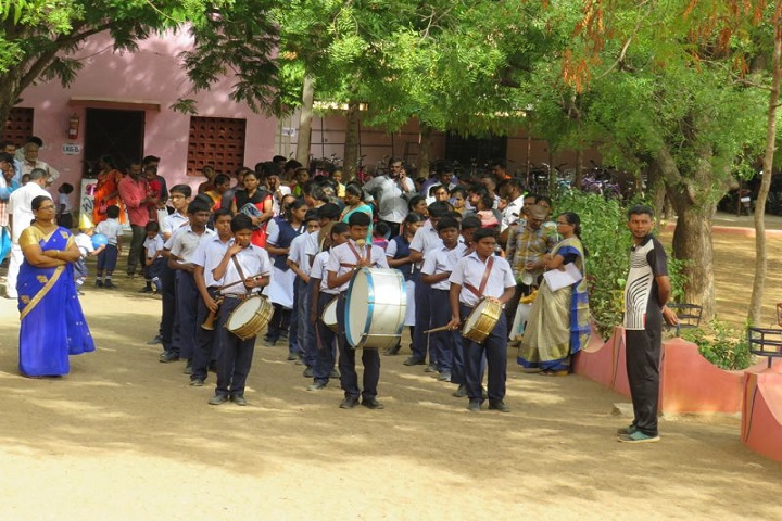 Fuscos Matriculation Higher Secondary School-School Band