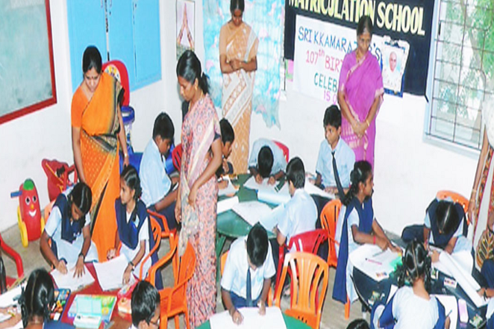 PSY Matriculation School-Painting Competition