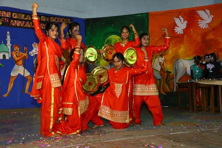 Sitalakshmi Girls Higher Secondary School-Annual Day Celebration