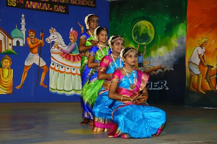 Sitalakshmi Girls Higher Secondary School-Classical Dance