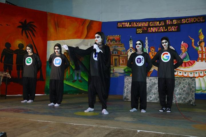 Sitalakshmi Girls Higher Secondary School-Skit
