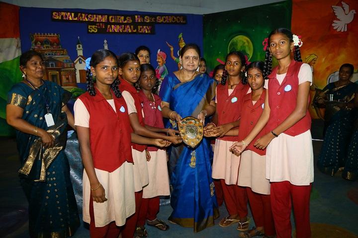 Sitalakshmi Girls Higher Secondary School-Sports Winner