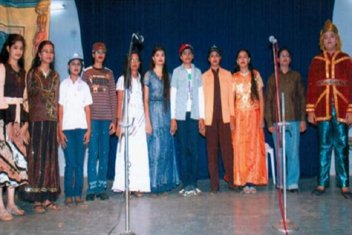 Sourashtra Girls Higher Secondary School-Fancy Dress Competition