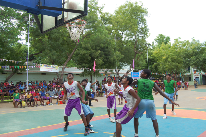 St Marys Higher Secondary School-Sports