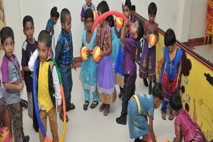 ABC Matriculation Higher Secondary School-Kids Activity