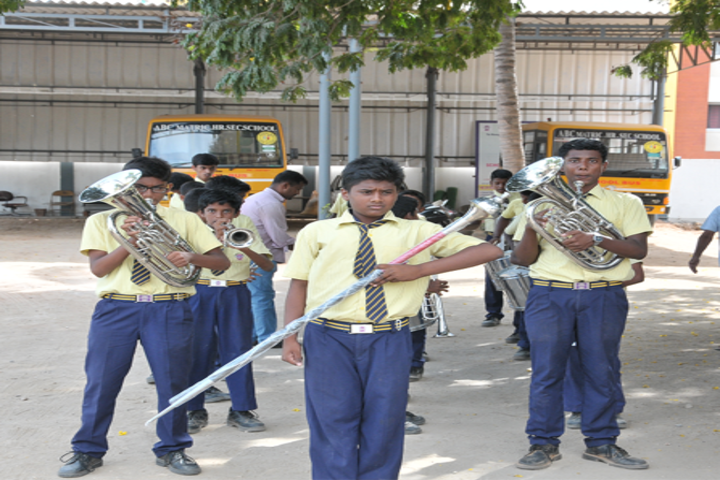 ABC Matriculation Higher Secondary School-School Band
