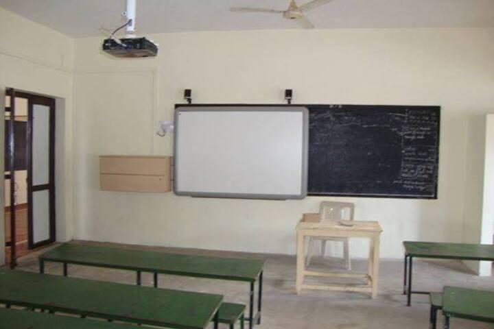 ABC Matriculation Higher Secondary School-Smart Classroom