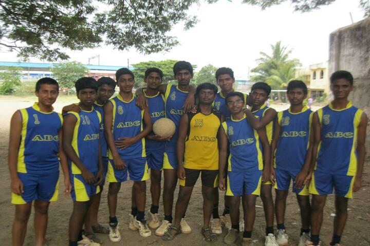 ABC Matriculation Higher Secondary School-Sports Meet