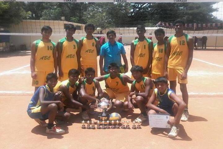 ABC Matriculation Higher Secondary School-Winners