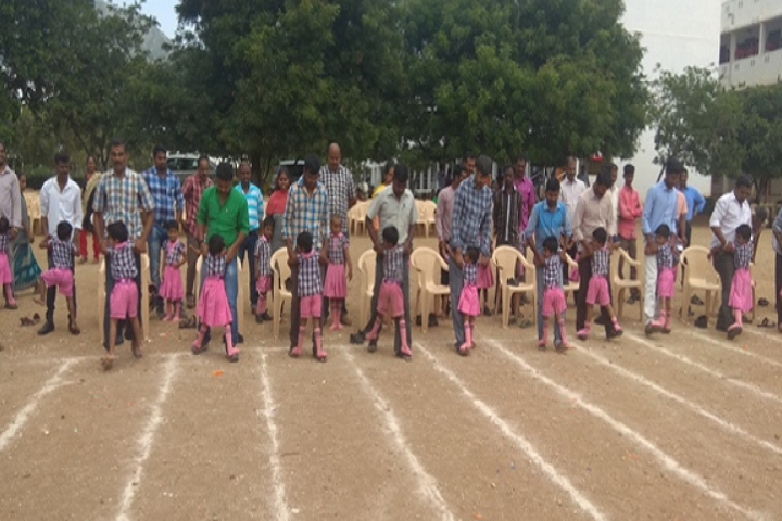 AVB Matriculation Higher Secondary School-Fathers Day Celebration