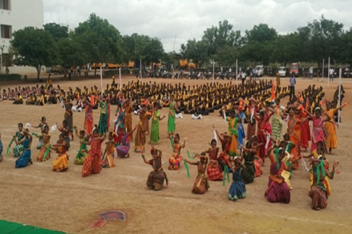 AVB Matriculation Higher Secondary School-Independence Day Celebration