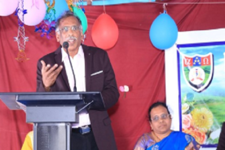 Beula Matriculation Higher Secondary School-Speech
