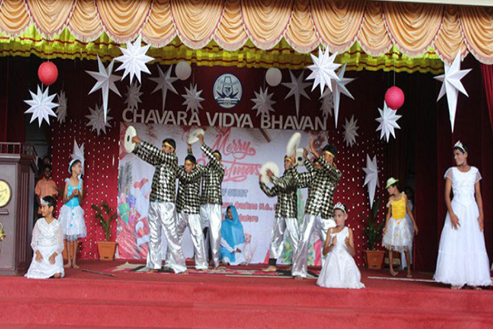 Chavara Vidya Bhavan Matriculation Higher Secondary School-Christmas Celebration