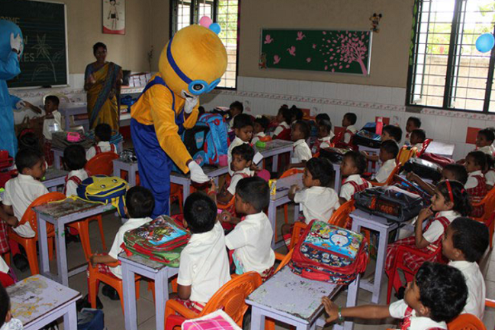 Chavara Vidya Bhavan Matriculation Higher Secondary School-Nursery Class Room