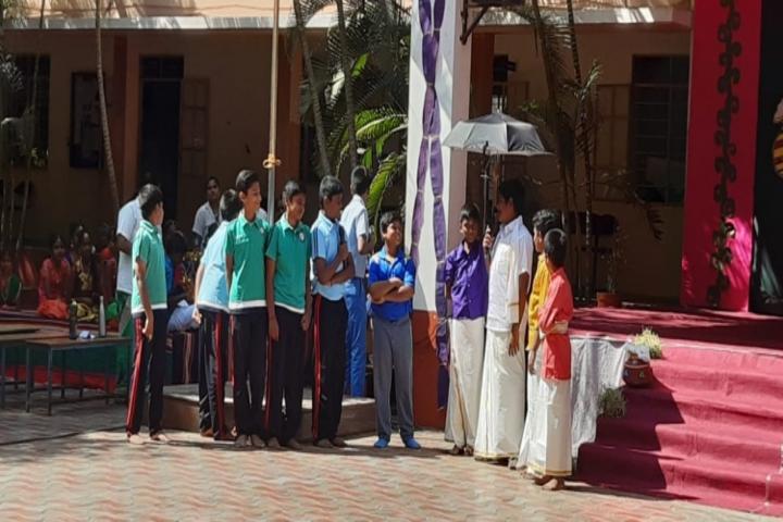 Geethanjalee Matriculation Higher Secondary School-Drama