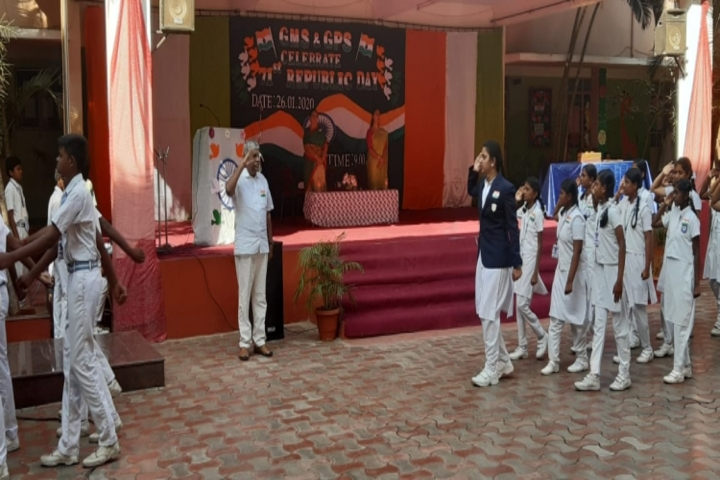 Geethanjalee Matriculation Higher Secondary School-School Activity