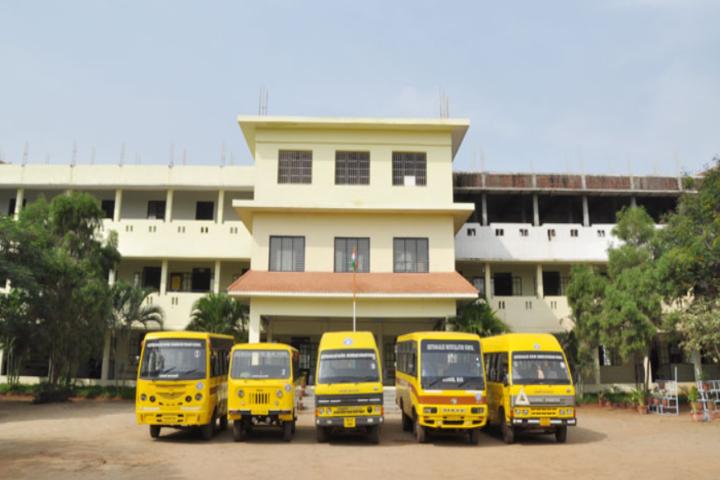 Geethanjalee Matriculation Higher Secondary School-Transport