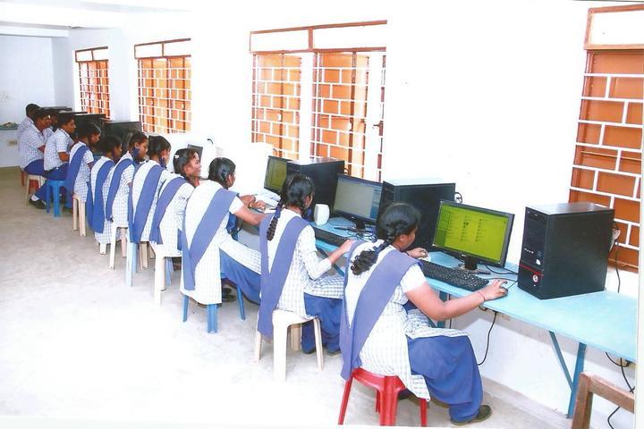 Kennedy Matriculation Higher Secondary School-Computer Lab