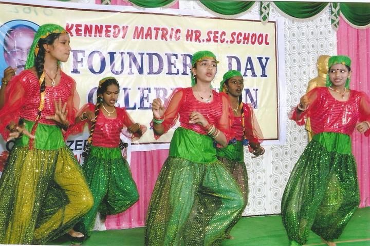 Kennedy Matriculation Higher Secondary School-Dance