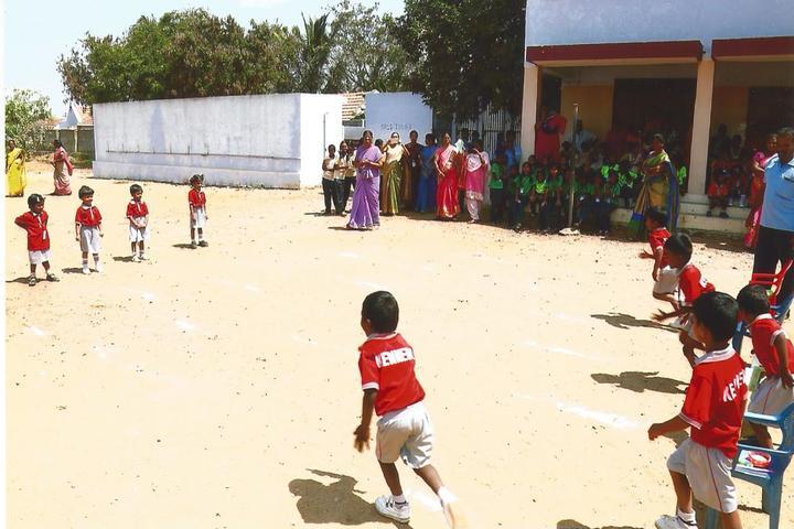 Kennedy Matriculation Higher Secondary School-Games