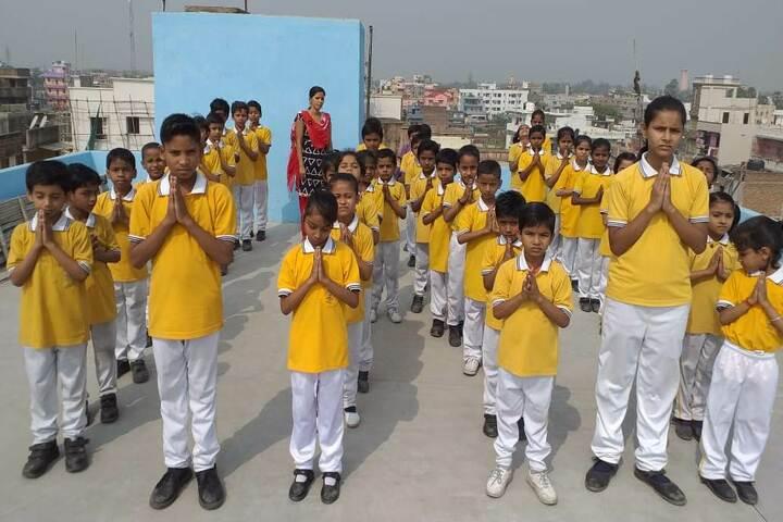 Vivekanand Memorial Academy-Assembly