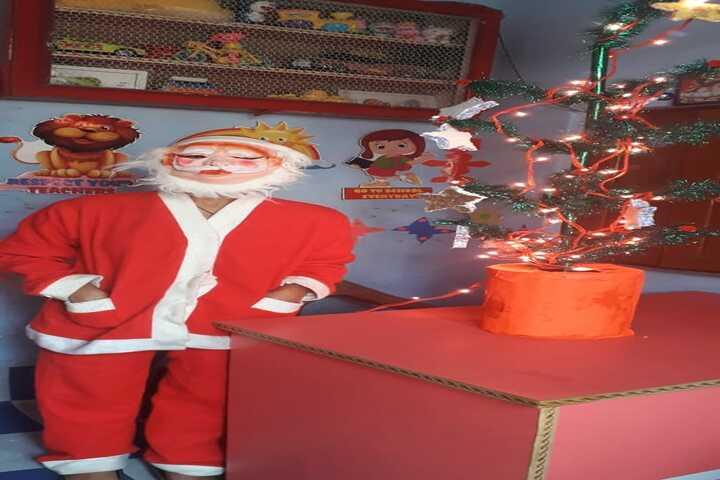Vivekanand Memorial Academy-Christmas Carnival