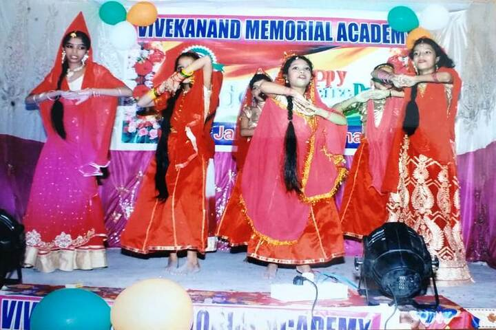 Vivekanand Memorial Academy-Cultural Event