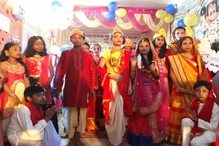 Vivekanand Memorial Academy-Janmastami Celebrations