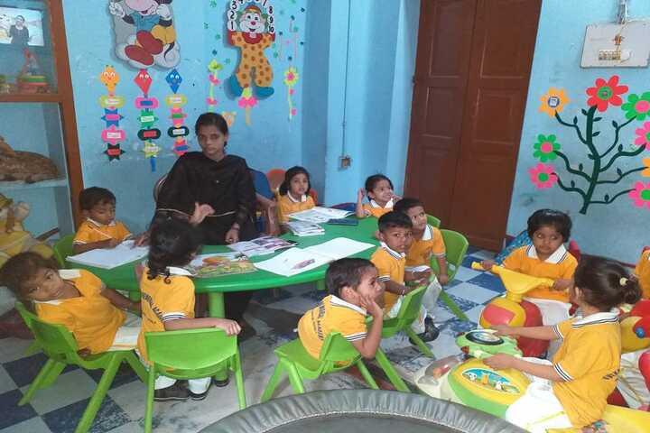 Vivekanand Memorial Academy-Kids Activity