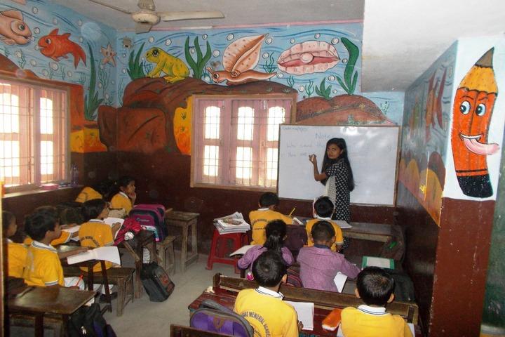 Vivekanand Memorial Academy-Kids Classroom