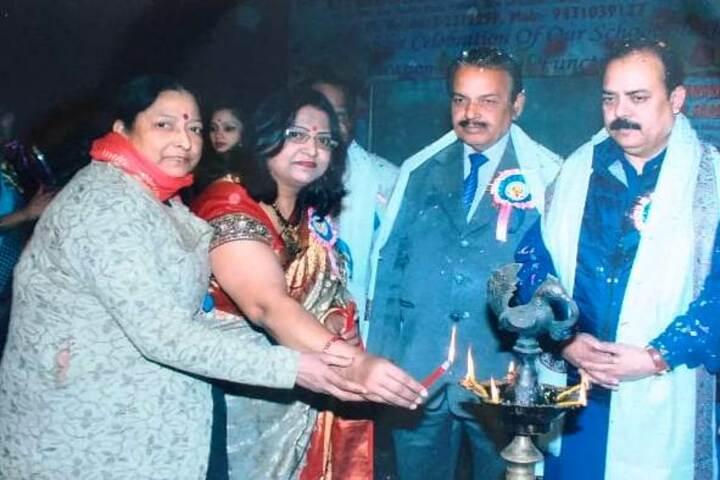Vivekanand Memorial Academy-Opening Ceremony