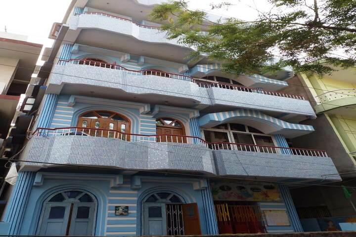 Vivekanand Memorial Academy-School Building