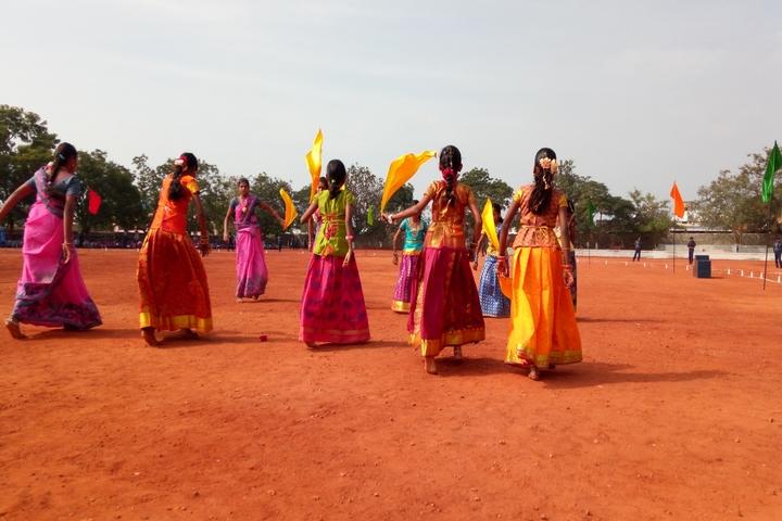 Kongu Vellalar Matriculation Higher Secondary School-Cultural Event