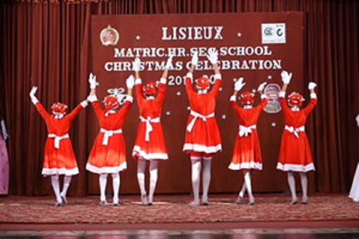 Lisieux Matricuation Higher Secondary School-Christmas Celebration