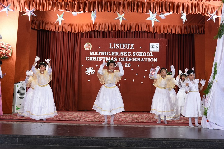 Lisieux Matriculation Higher Secondary School-Dance