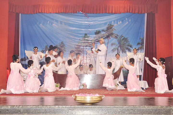 Lisieux Matriculation Higher Secondary School-Drama