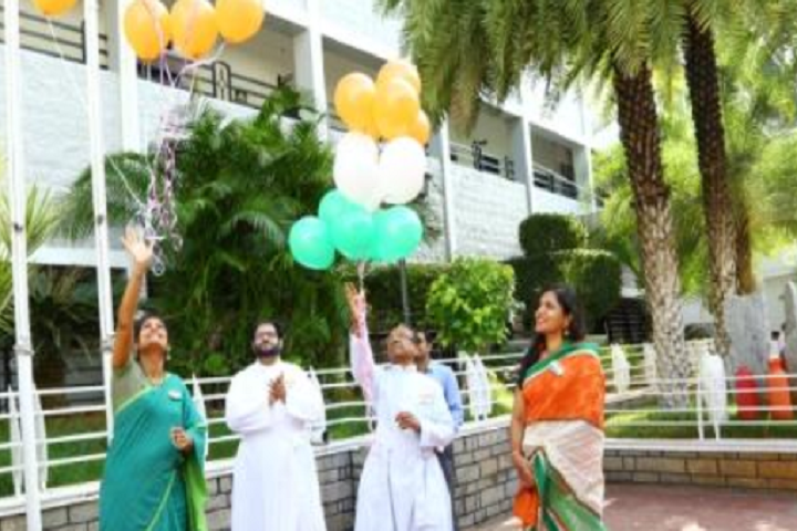 Lisieux Matriculation Higher Secondary School-Republic Day Celebration