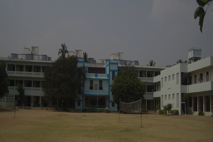 P R Sidha Naidu Memorial Matriculation School-Campus View