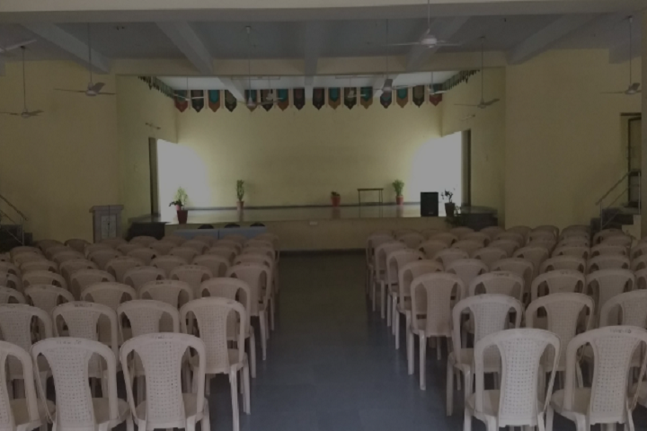 P R Sidha Naidu Memorial Matriculation School-Seminar Hall