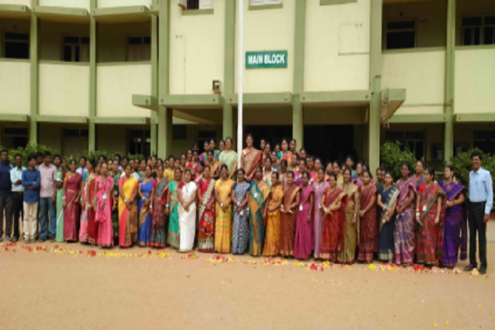 Rajalakshmi Genguswamy Matriculation Higher Secondary School-Staff Group
